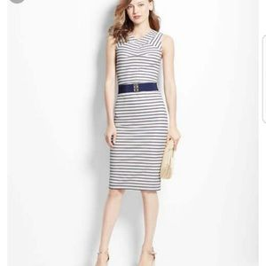 Ann Taylor Sheath Dress.